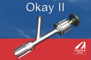 Okay II Hemostatic valve / Y connector