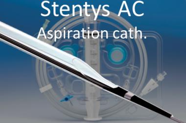 Stentys AC, aspiration catheter